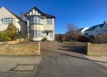 Thumbnail 3 bed detached house for sale in Ryefield Avenue, Uxbridge, Middlesex