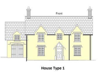 Thumbnail 4 bed detached house for sale in Gloch Wen, Rhiwderin, Newport