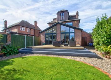 Thumbnail 4 bed detached house to rent in Rodney Road, West Bridgford, Nottingham