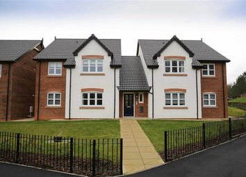 Thumbnail 2 bedroom flat for sale in Coulter Close, Dumfries