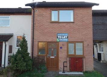 Thumbnail 2 bed semi-detached house to rent in Fernlea Croft, Bicton Heath, Shrewsbury