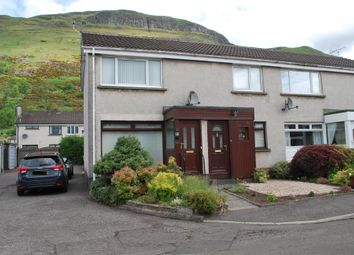 Thumbnail 2 bed flat for sale in Cleuch Drive, Alva