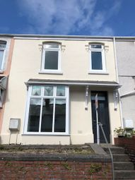 Thumbnail 2 bed semi-detached house to rent in Megan Street, Cwmdu, Swansea