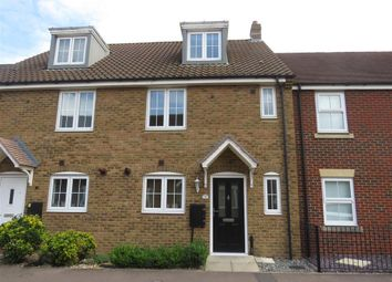 Thumbnail 4 bed semi-detached house to rent in Bellflower Drive, Yaxley, Peterborough