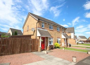 Thumbnail 2 bed semi-detached house for sale in Brookfield Drive, Robroyston, Glasgow, Lanarkshire