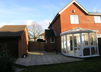 Thumbnail 2 bedroom semi-detached house to rent in Wedgewood Close, Whitchurch, Bristol