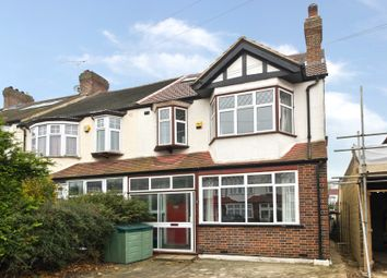 Thumbnail 4 bed end terrace house for sale in Greenway, London