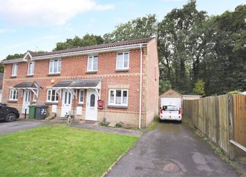 Thumbnail 3 bed end terrace house for sale in Lovage Road, Whiteley, Fareham