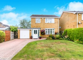 Thumbnail 3 bed detached house for sale in Fairleas, Branston, Lincoln