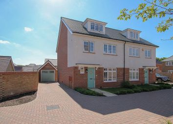 4 bed semi-detached house for sale in Mundells Drive, Lee Chapel North, Basildon SS15