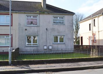 Thumbnail 2 bed flat for sale in 33 Kerr Avenue, Saltcoats
