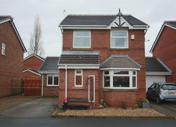 Thumbnail 3 bed detached house for sale in Spinnerette Close, Leigh, Lancashire