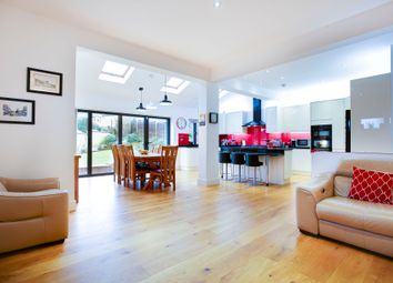 The Avenue, London N10. 4 bed link-detached house for sale