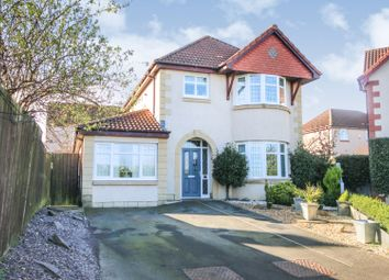 Thumbnail 4 bed detached house for sale in Meadowmill Loan, Tranent
