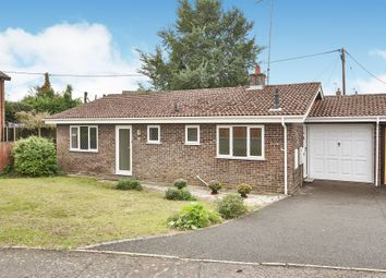 Thumbnail 3 bed detached bungalow for sale in Copper Beech Close, Fakenham