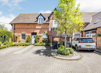 Thumbnail 2 bed flat for sale in The Old Coach House, Iwerne Minster, Blandford Forum