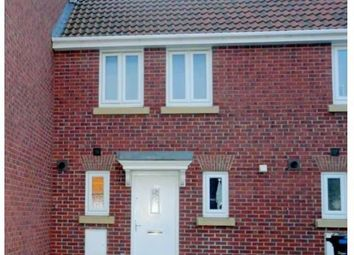 Thumbnail 3 bed terraced house to rent in Woodheys Park, Kingswood, Hull, East Riding Of Yorkshire