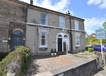 Thumbnail 3 bed terraced house for sale in The Pines, Milford Road, Duffield, Derbyshire