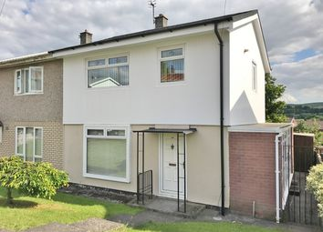 Thumbnail 3 bed semi-detached house for sale in Bryncelyn, Nelson, Treharris