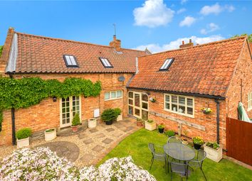 Thumbnail 2 bed barn conversion for sale in Main Street, South Scarle, Newark
