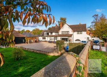 Thumbnail 9 bed property for sale in Bridge House, High Street, Coltishall, Norfolk