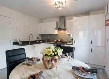 "Thumbnail 2 bed flat for sale in ""Lynx"" at Whimbrel Way, Braehead, Renfrew"