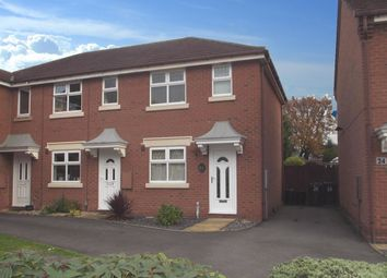 Thumbnail 2 bedroom semi-detached house to rent in Sambourne Drive, Shard End, Birmingham