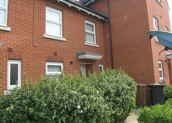 Thumbnail 3 bedroom town house to rent in Cavell Court, Bishop's Stortford