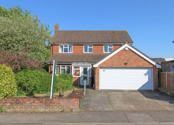 Thumbnail 4 bed detached house for sale in High Street, Meppershall