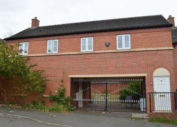 Thumbnail 2 bedroom maisonette for sale in Barleycorn Drive, Edgbaston, Birmingham