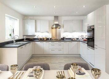 "Thumbnail 3 bed semi-detached house for sale in ""The Alvescot"" at Calais Dene, Bampton"