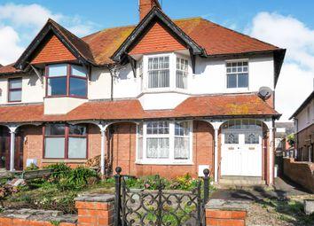 Thumbnail 2 bedroom flat for sale in Irnham Road, Minehead
