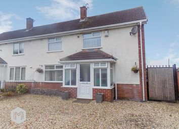 Thumbnail 3 bed semi-detached house for sale in Shaw Street, Culcheth, Warrington