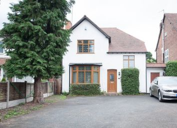 Thumbnail 3 bed detached house for sale in Chester Road, Sutton Coldfield
