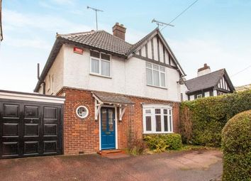 Thumbnail 4 bedroom detached house for sale in Whitstable Road, Canterbury
