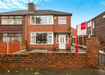 Thumbnail 3 bed semi-detached house for sale in Egerton Road, Worsley, Manchester, Greater Manchester