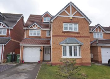 Thumbnail 4 bed detached house for sale in Fulford Park, Moreton