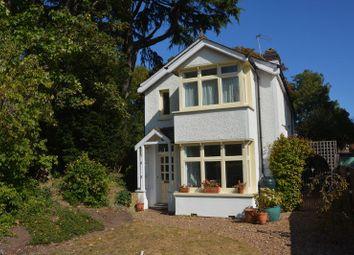 Thumbnail 3 bed detached house for sale in Upper Teddington Road, Hampton Wick, Kingston Upon Thames