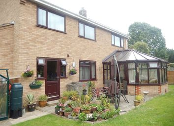 Thumbnail 4 bed detached house for sale in Broadgate Lane, Deeping St. James, Peterborough