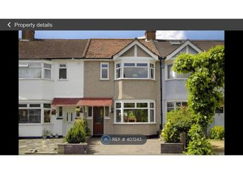 Thumbnail 3 bed terraced house to rent in Tennyson Avenue, New Malden