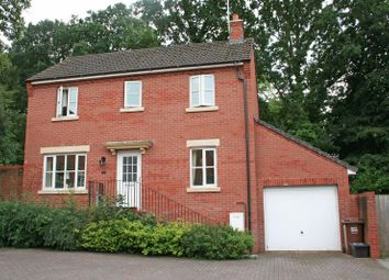Thumbnail 3 bed detached house to rent in Tidcombe Walk, Tiverton
