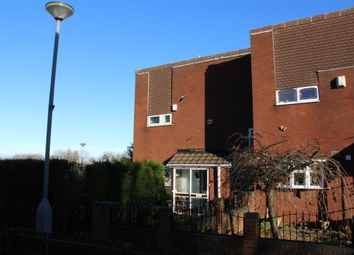 Thumbnail 3 bedroom end terrace house for sale in Mills Walk, Tipton