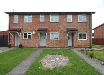 Thumbnail 2 bed town house for sale in Stirling Avenue, Hinckley