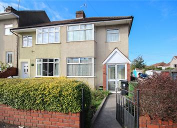 Thumbnail 3 bed semi-detached house for sale in Church Road, Kingswood, Bristol