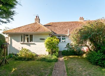 Springfield Avenue, Telscombe Cliffs, Peacehaven BN10. 4 bed bungalow