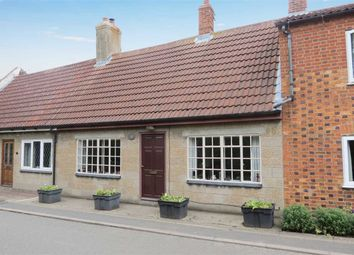 Thumbnail 3 bed terraced house for sale in Main Street, Ewerby, Sleaford