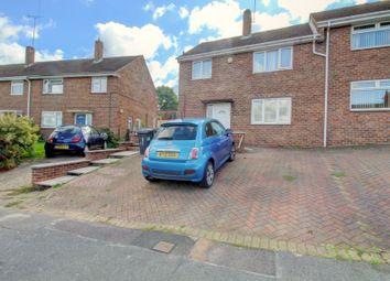 Thumbnail 3 bed semi-detached house for sale in Dunedin Crescent, Burton-On-Trent