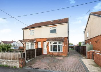 Thumbnail 3 bed semi-detached house for sale in Batchelors Barn Road, Andover