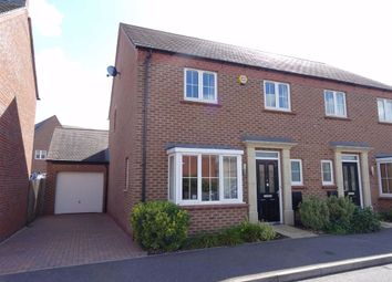 4 bed semi-detached house for sale in Greyhound Croft, Hinckley LE10