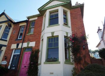 Thumbnail 5 bed end terrace house for sale in Teignmouth, Devon